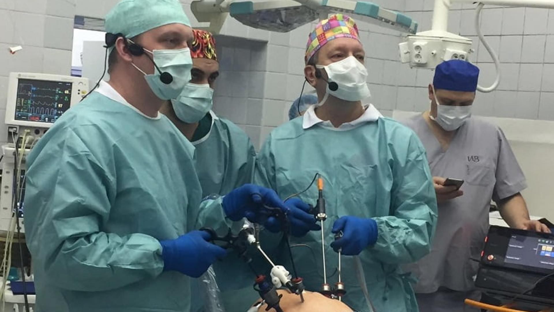 Оперативное лечение рака почки - секреты мастера